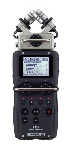 Grabadora De Audio Zoom H5