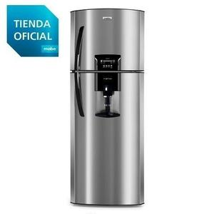 Nevera Mabe No Frost De 400lts Extreme Inox Rmp400zncss