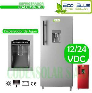 Nevera Solar  Vdc 187 Litros Bajo Consumo Electrico