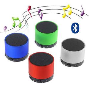 Parlante Bafle Recargable Bluetooth Radio Fm Manos Libres