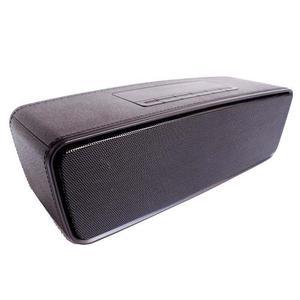 Parlante Bluetooth Vintage Altavoz S- - Negro