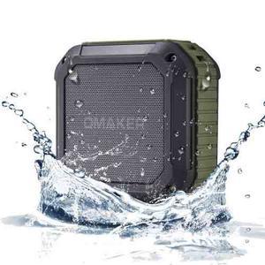 Parlante Design Bluetooth Resistente Al Agua Sonido Vibrante