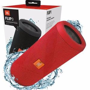 Parlante Original Jbl Flip 3 Resistente A Salpicaduras Porta
