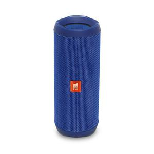 Parlante Portable Jbl Flip4 Sumergible Bluetooth Azul
