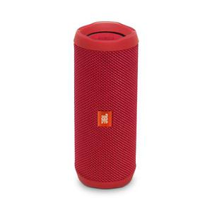 Parlante Portable Jbl Flip4 Sumergible Bluetooth Rojo