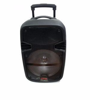 Parlante Silver Max Sm 22 Cabina De Sonido Recargable