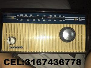 Radio Antiguo De Tubos,muy Buen Estado Técnico Y