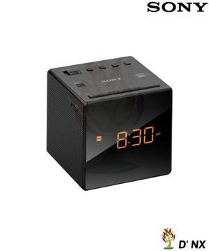 Radio Reloj Am Y Fm Sony Ifc-c1 Negro