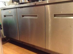 Refrigerador Fagor Horizontal 3 Puertas