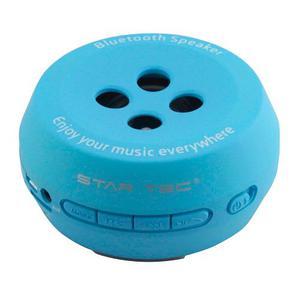 Remate Parlante Star Tec St-sp-b08 3w Bluetooth Microfono