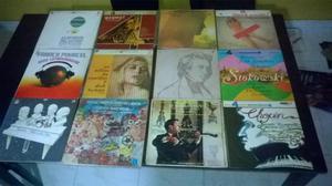 Vendo Gran coleccion de musica variada, en discos de vinilo.