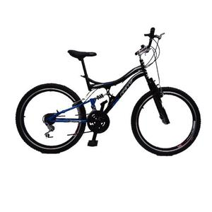 Bicicleta Todo Terreno Gw Doble Suspension 18 Cambios