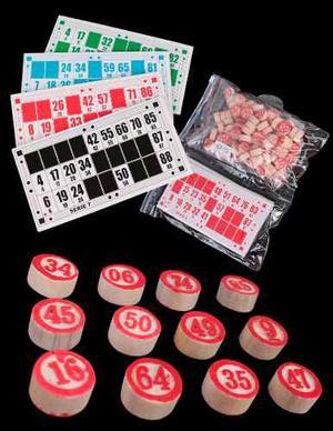 Juego De Mesa Lotería. Con Envío Gratis