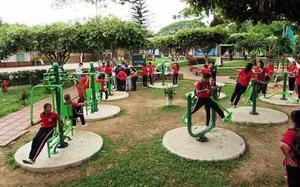 Maquinas Para Ejercicio A El Aire Libre,bioparques,parques