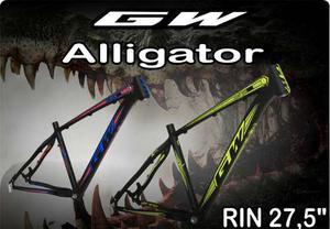 Marco Mtb Aluminio Gw Alligator Rin 27.5