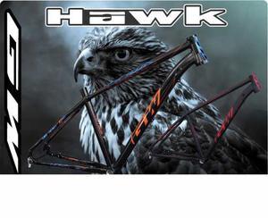 Marco Mtb Aluminio Gw Hawk Rin 27.5