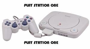 Playstation 1, Con 1 Control Y 2 Memory Cards