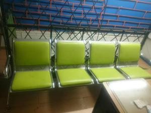 Silla sala de espera consultorio posot class for Sillas sala de espera