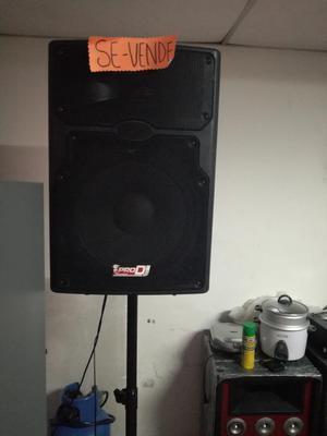Cabina de Sonido Activa Pro Dj Profesion