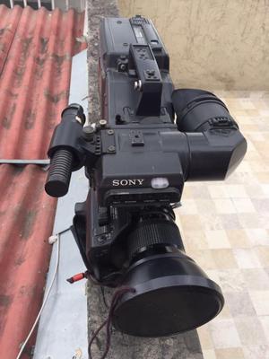 Camara Profesional Sony Ganga
