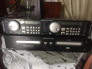 Dual Cd Player Controlador para Dj