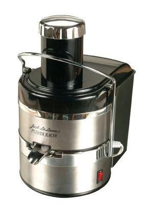 Jack Lalanne Power Juicer Jls Deluxe Acero Inoxidable Exprim