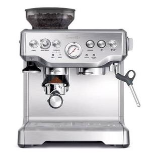 Maquina De Cafe Expreso Breville Bes870xl Barista Express