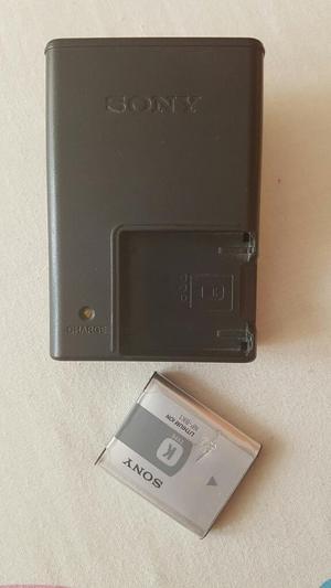 Se Vende Bateria Y Cargador Camara Sony