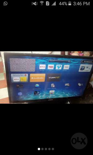 Smart Tv Samsung de 32 Pulgadas Negro