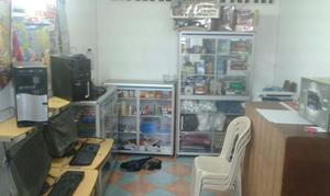 Vendo Café Internet Y Papelería