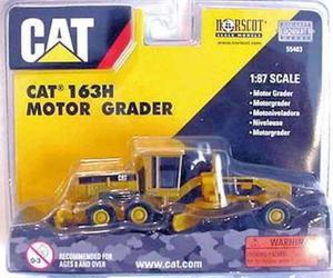Cat 163h Motoniveladora 1:87 Escala  Hobb