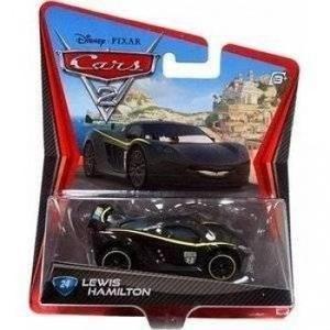Disney / Pixar Cars 2 Movie 155 Die Cast Car Lewis Hamilton