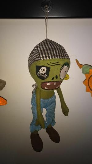 Muñecos de Plantas Vs Zombie