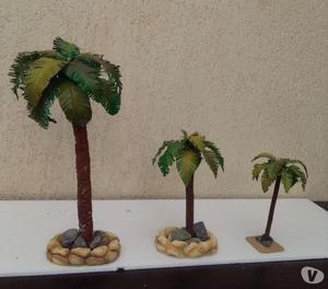 vendo hermosas palmeras navideas y casas navideas - Imagenes Navideas