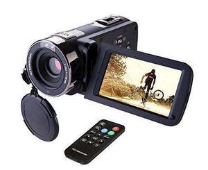 Videocámara, Hausbell 302s Fhd Videocámara Con Visión