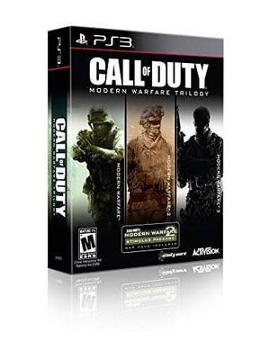 Call Of Duty Colección Modern Warfare- Playstation 3