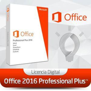 Office  Pro Licencia / Original / Digital / Retail