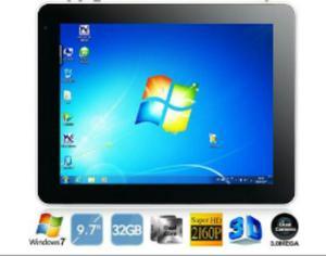 Vendo Tablet Pc con Windonws 7 2gb Ram