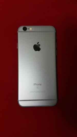 Vendo iPhone 6s de 64 Gb