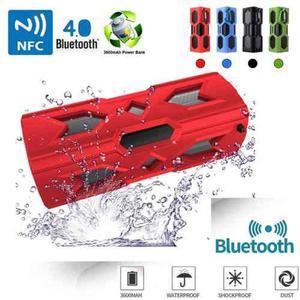 Impermeable Iphone Bluetooth Altavoz Nfc Bajo Estéreo Audio