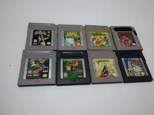 Juegos Originales de Game Boy