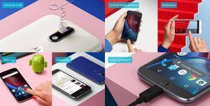 Motorola Moto G4 Plus Xtgb Doble Microsim Estado 9/10