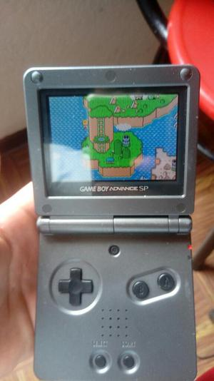 Nintendo Game Boy Advance Sp Ags 101