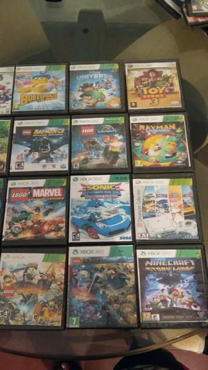 Se Venden Juegos de Xbox 360 Lt3 0.3