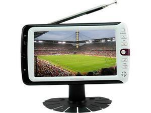 Televisor Portatil Lcd Pantalla 7 Bateria Recargable Usb