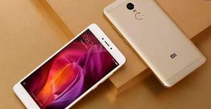 Xiaomi Redmi Note 4 Homologado 3/32gb + Estuche + Vidrio