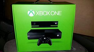 Xbox One con Kinect Control Y Juegos