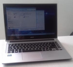 Acer aspire v5 Pantalla tactil intel core i5 3 generacion