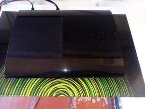 Consola Play Station 3 Super Slim Es Buen Estado