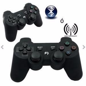 Control Generico Ps3 Playstation3 Doubleshock 3 Inalambrico